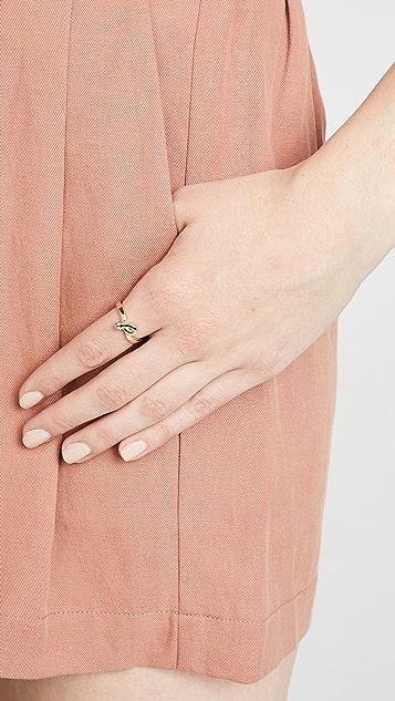 Sorellina 18k Gold Snake Ring