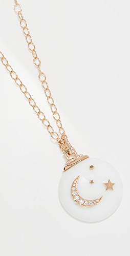 Sorellina - 18k Amuleti Locket Necklace