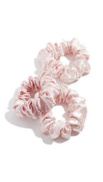 Slip Classic Large Scrunchie Set of 3