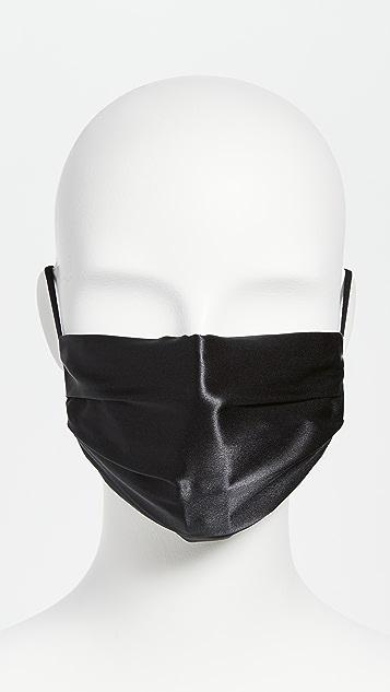 Slip 黑色口罩