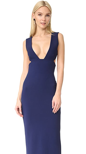 Solace London Dalia Maxi Dress