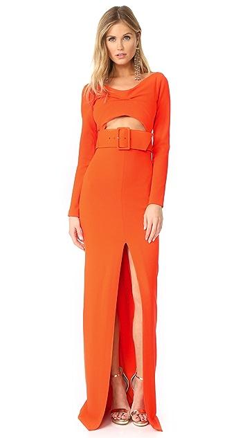 Solace London Adalene Maxi Dress