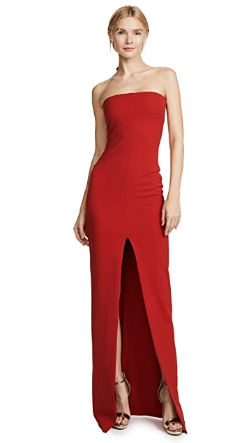 Solace London Bysha Maxi Dress