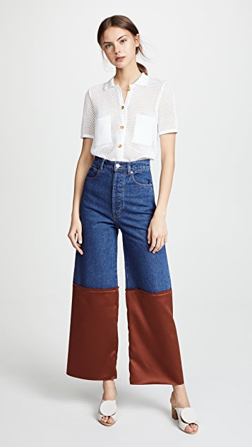 Solace London Amira Jeans