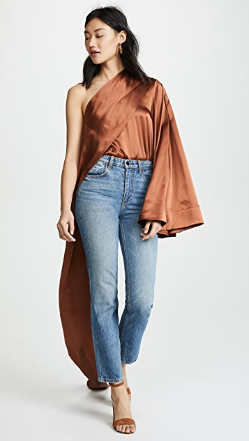 Solace London Rosa Top