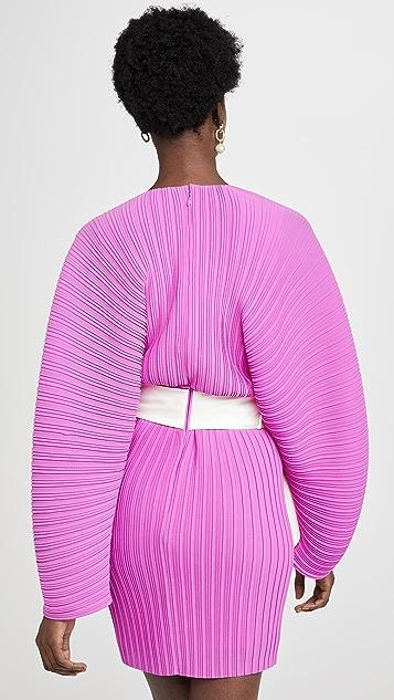 Solace London Tanzy Mini Dress