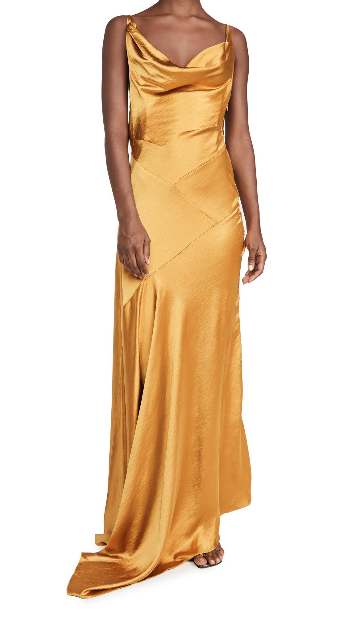 Solace London Aletta Maxi Dress