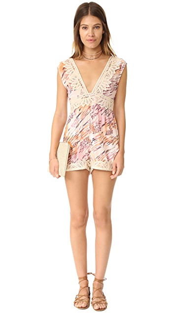 Somedays Lovin Wild Thing Romper