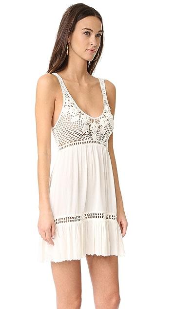 Somedays Lovin Sun Sway Crochet Dress