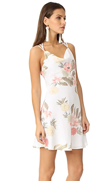 Somedays Lovin Floral Slip Dress