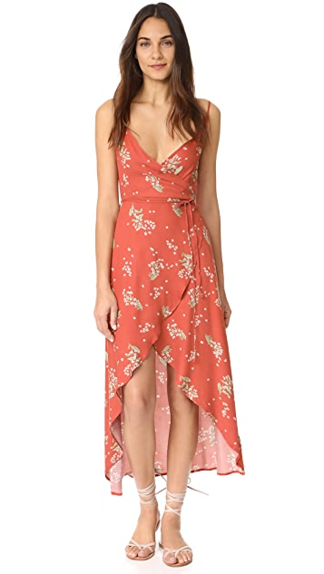 Somedays Lovin Lover To Lover Wrap Dress