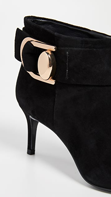 Stella Luna Double Ring Ankle Boots
