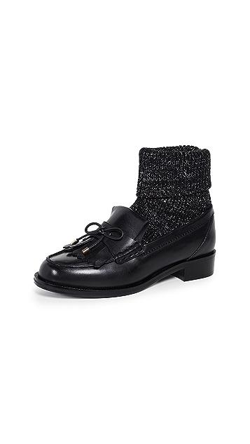 Stella Luna Мокасины Sorority с носками