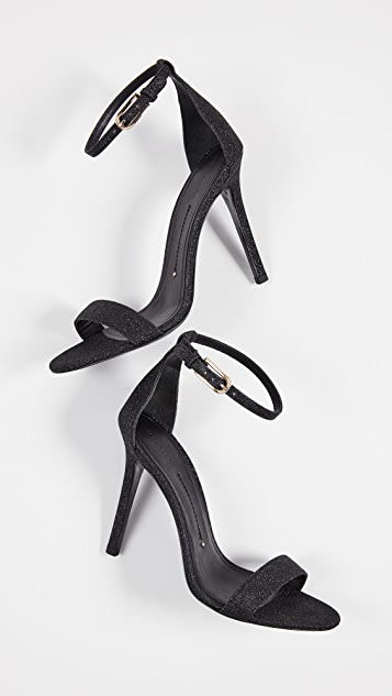 Stella Luna Red Carpet Sandals