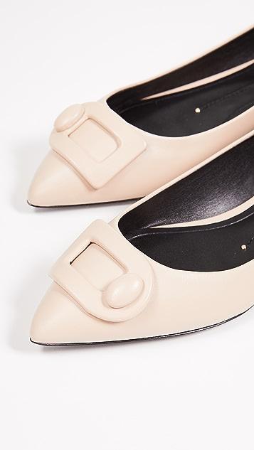 Stella Luna Обувь на плоской подошве Wrapped с пряжкой