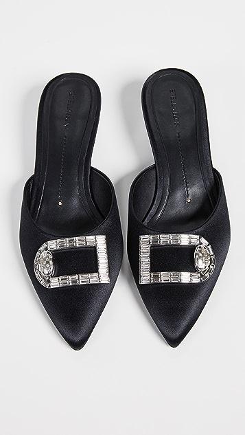 Stella Luna Stella Stras 穆勒鞋
