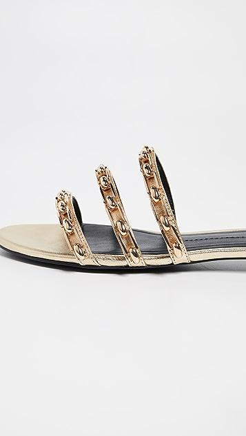 Stella Luna Three Chains F Sandals
