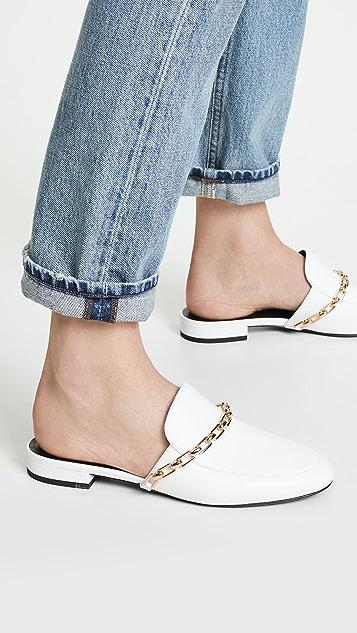 Stella Luna Туфли без задников Chain
