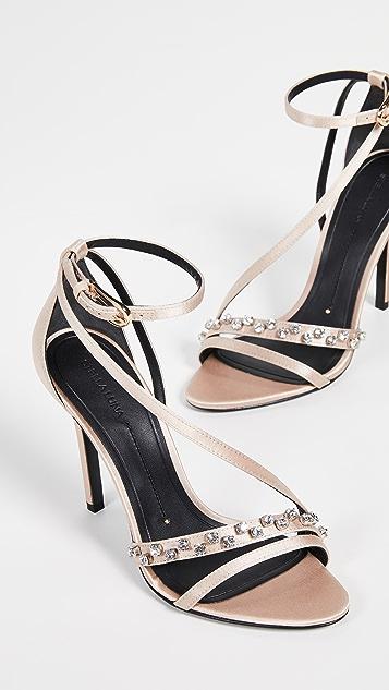 Stella Luna Messy Stone 105mm 凉鞋