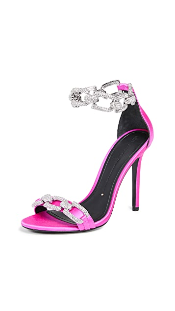 Stella Luna Strass 105 Sandals