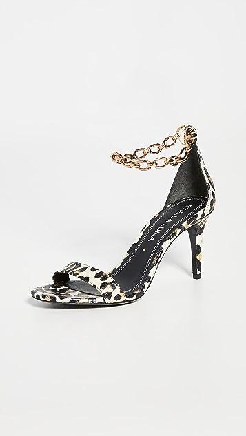 Stella Luna Stella Chain Sandals