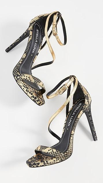 Stella Luna Red Carpet 凉鞋