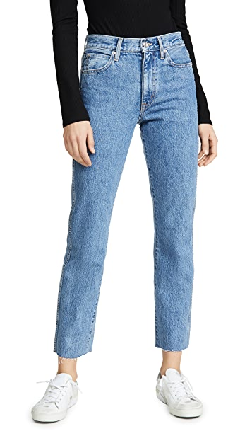 SLVRLAKE Hero 牛仔裤