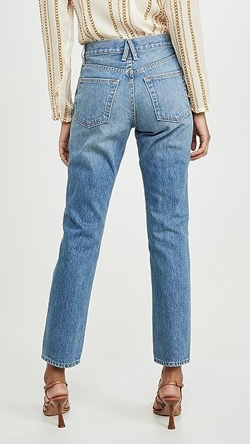 SLVRLAKE Virginia 修身牛仔裤