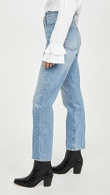 SLVRLAKE Dakotah 牛仔裤