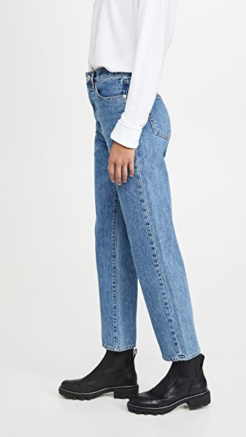 SLVRLAKE London Crop Jeans
