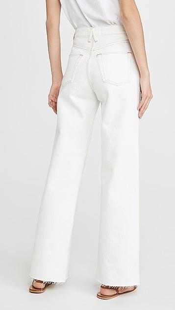 SLVRLAKE Grace 牛仔裤