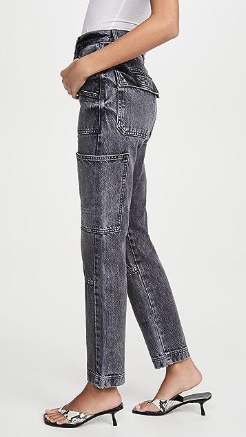 SLVRLAKE Savior 牛仔裤