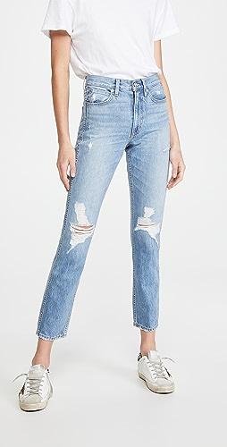 SLVRLAKE - Virginia 修身牛仔裤