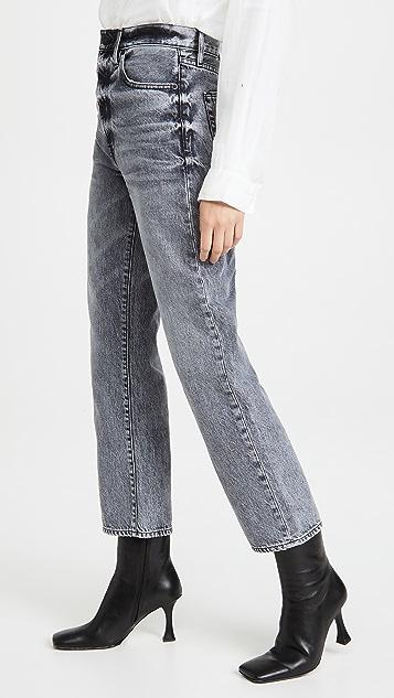 SLVRLAKE London 中长牛仔裤