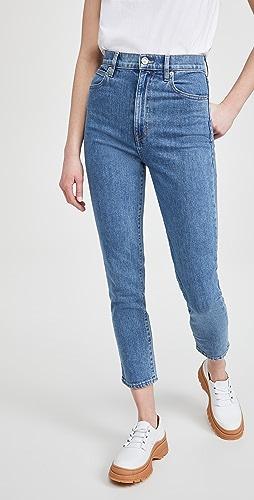 SLVRLAKE - Beatnik Ankle Jeans