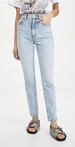 SLVRLAKE - Beatnik High Rise Jeans