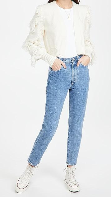 SLVRLAKE Beatnik Ankle Jeans