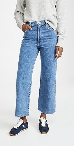 SLVRLAKE - Grace Crop Jeans
