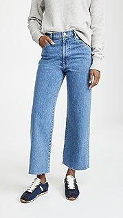 SLVRLAKE Grace Crop Jeans