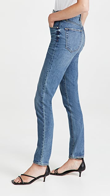 SLVRLAKE Beatnik Winter Romance Jeans