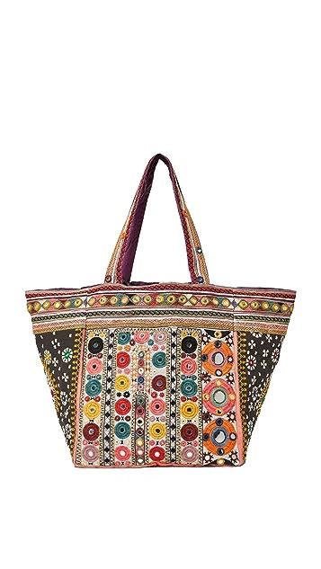 Star Mela Charvi Embroidered Tote