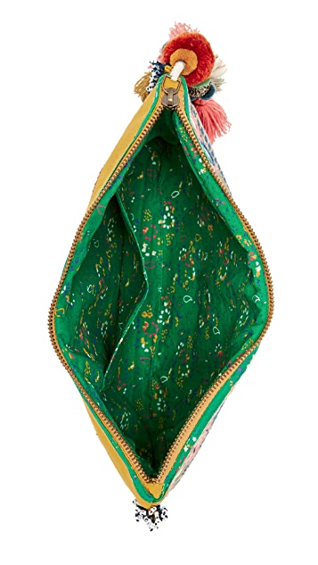 Star Mela Lipika Embroidered Clutch