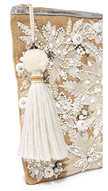 Star Mela Mansi Embroidered Clutch