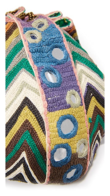 Star Mela Nisha Embroidered Pouch