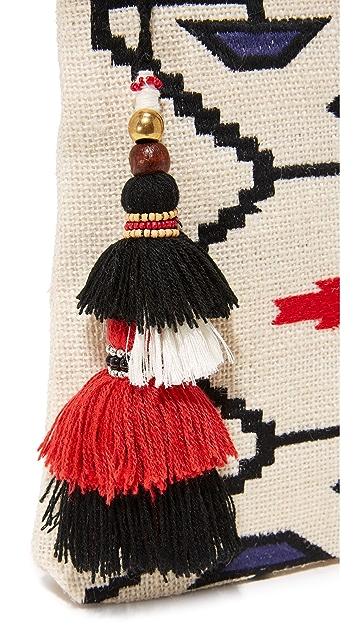 Star Mela Totsi Embroidered Purse
