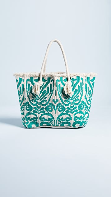 Star Mela Casta Rope Tote Bag