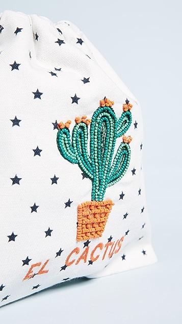 Star Mela El Cactus Pouch