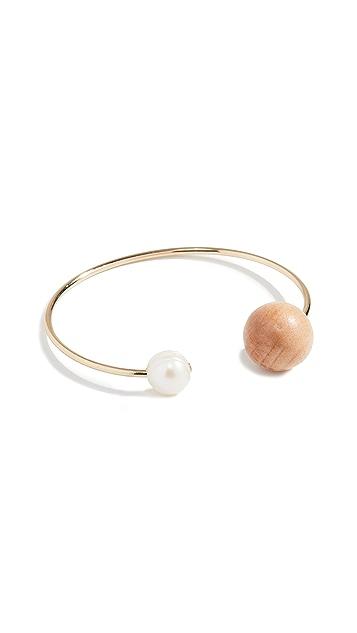 Sophie Monet The Pearl Point Bracelet