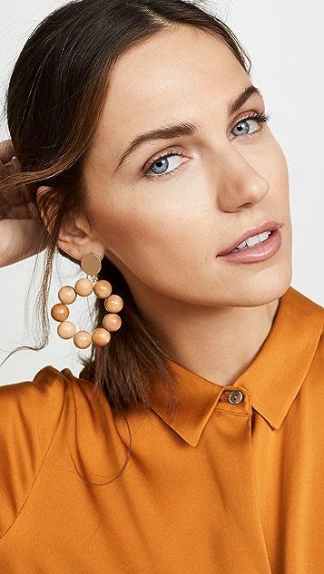 Sophie Monet The Bridge Earrings
