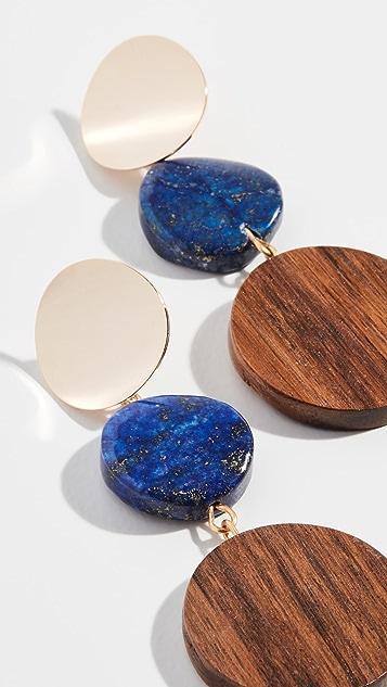 Sophie Monet The Arlo Earrings